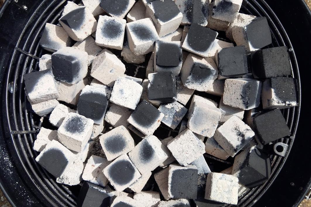 ProQ Coconut Shell Briquettes 10kg - Technical Specification