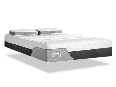 OTTY Pure Plus Hybrid Bamboo & Charcoal Premium Mattress