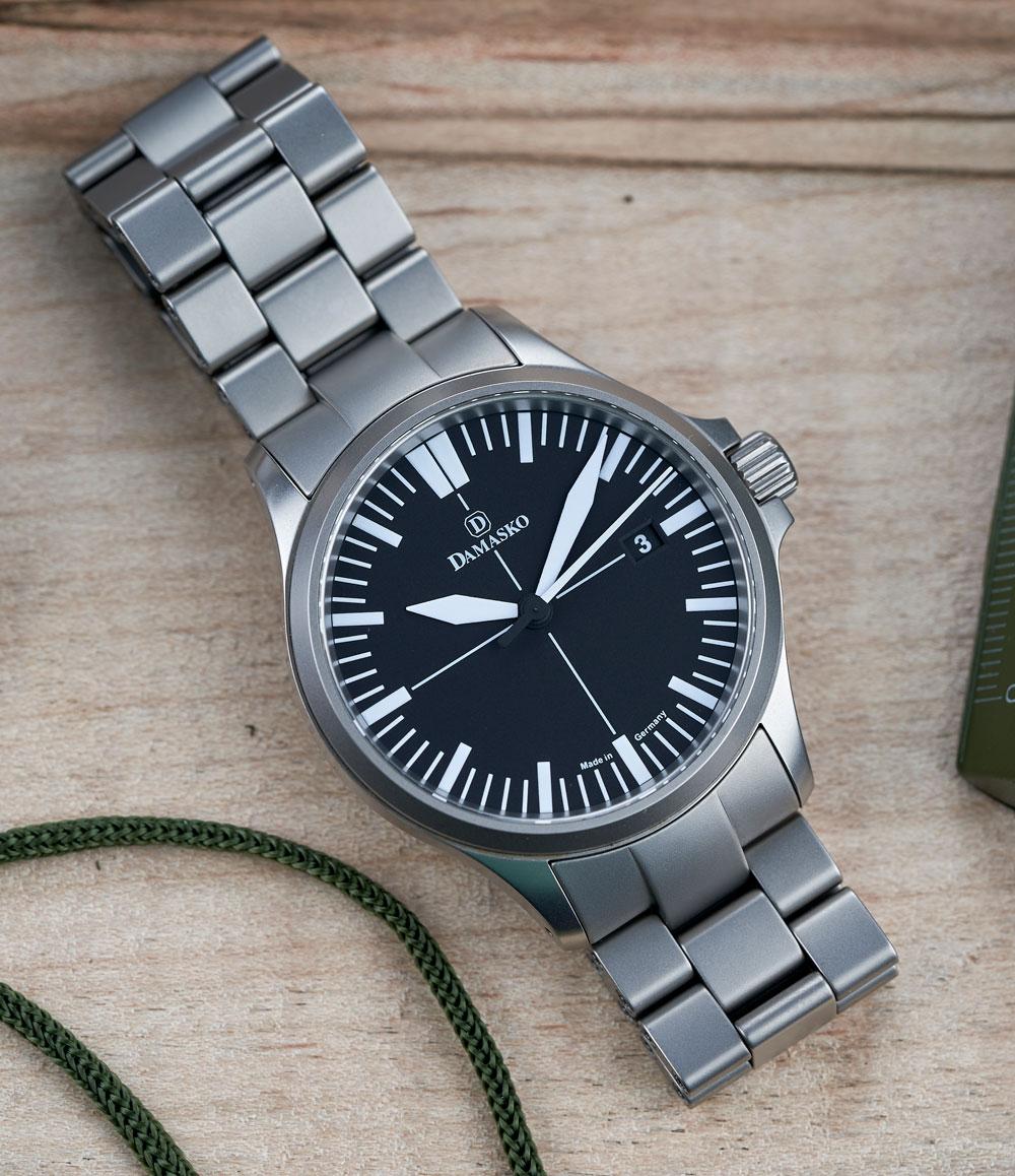DS 30 Steel Bracelet