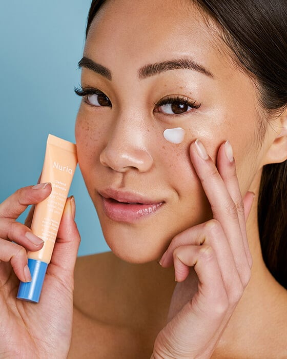 Defend Triple Action Eye Cream with Cucumber & Ginseng
