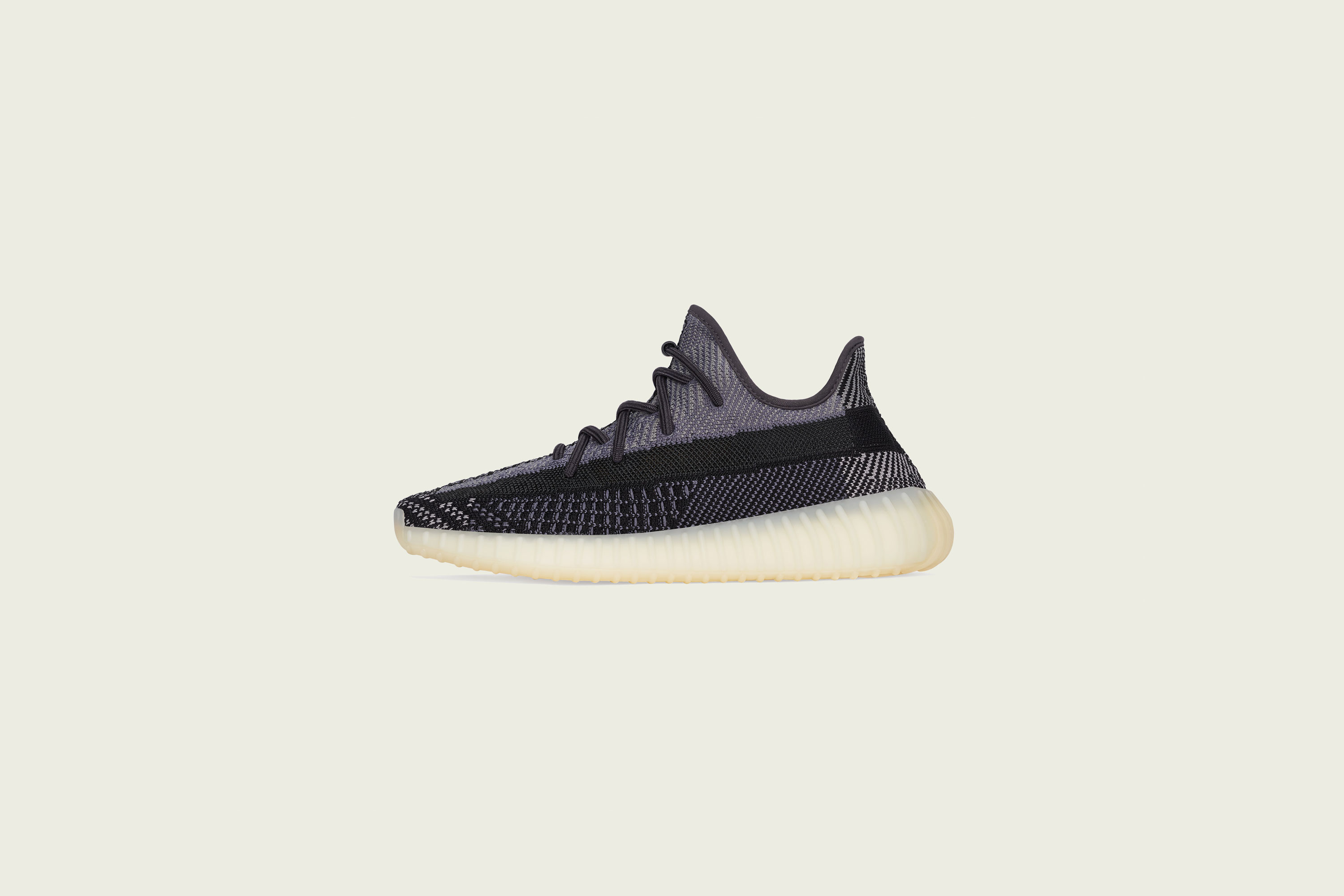 Yeezy Boost 350v2 - Carbon– Up There