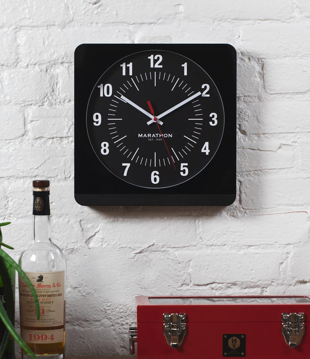 Studio Edition 12 Inch Wall Clock