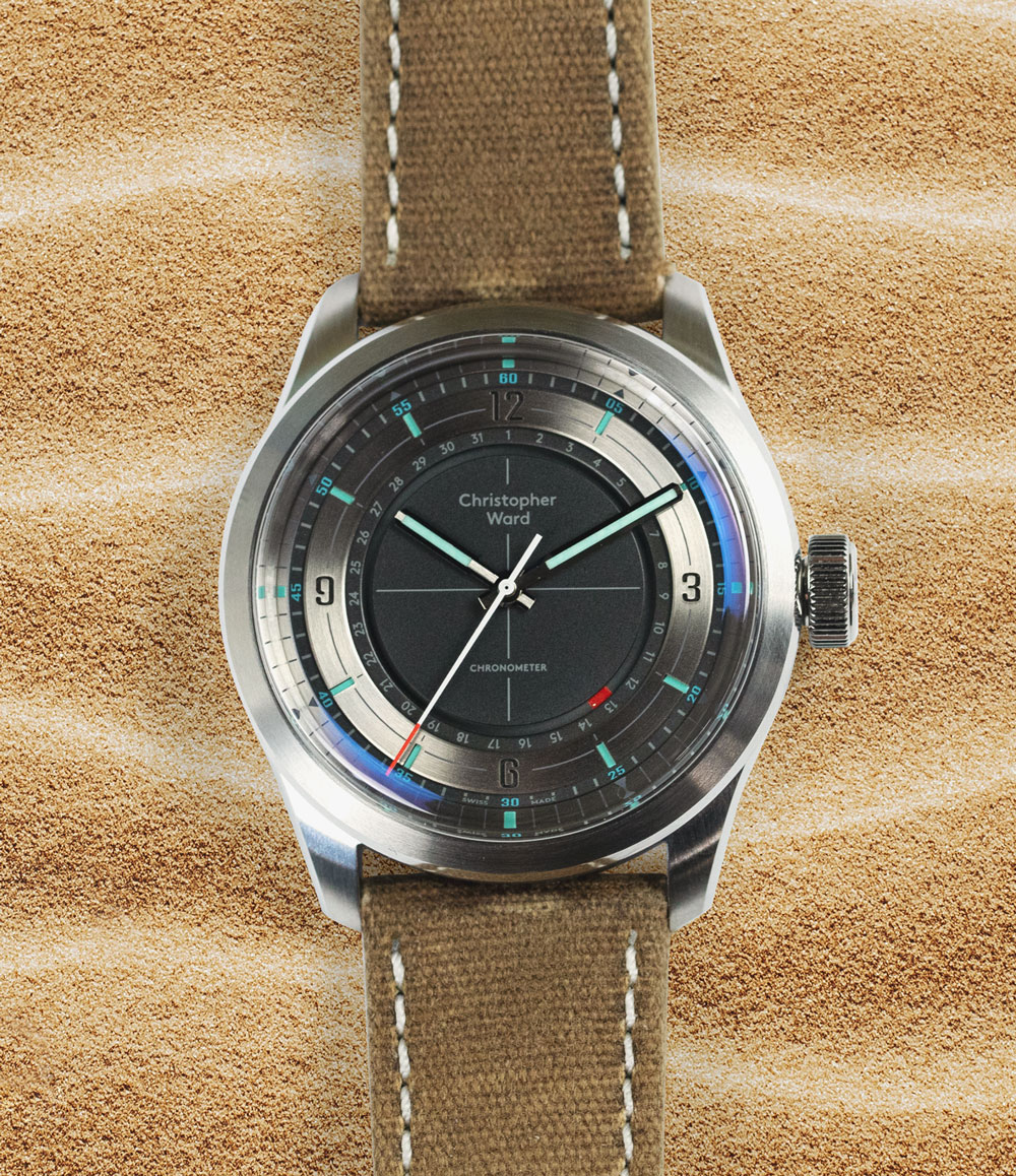 C65 Sandstorm Chronometer