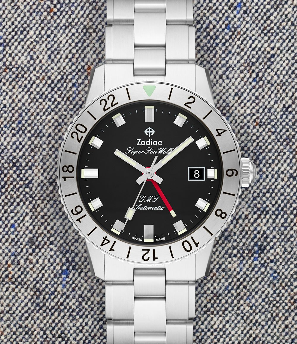 Super Sea Wolf GMT