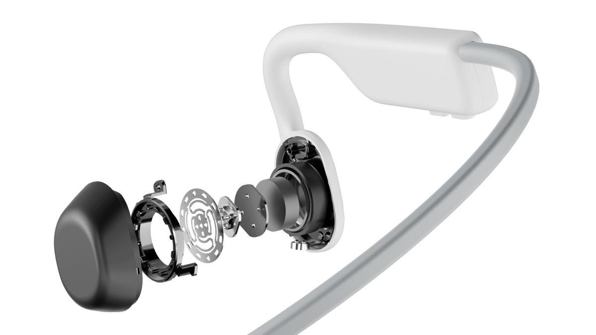 Aftershokz Openmove Wireless Bluetooth Headphones