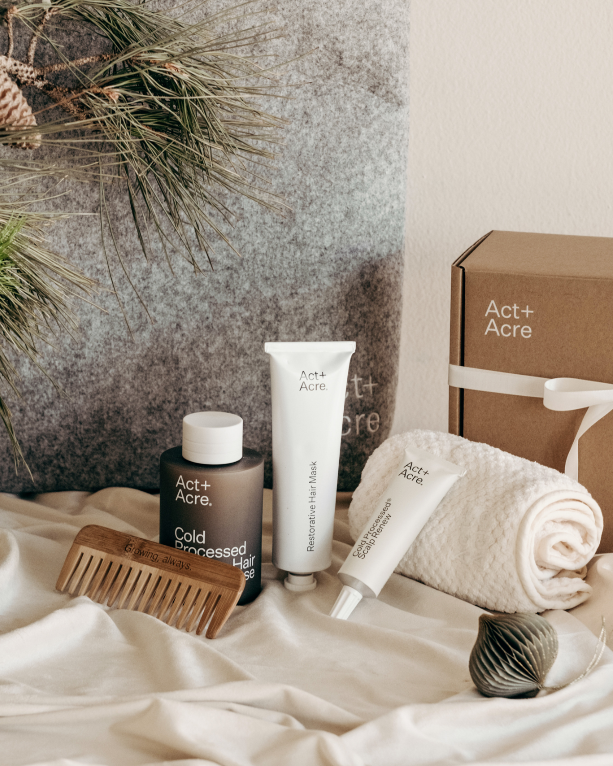 The At-Home Salon Set hover image