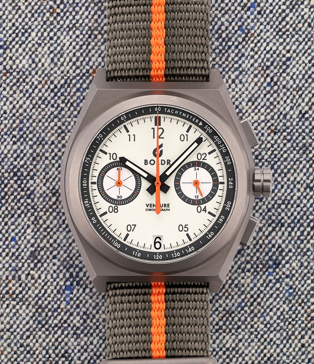 Rally Chronograph