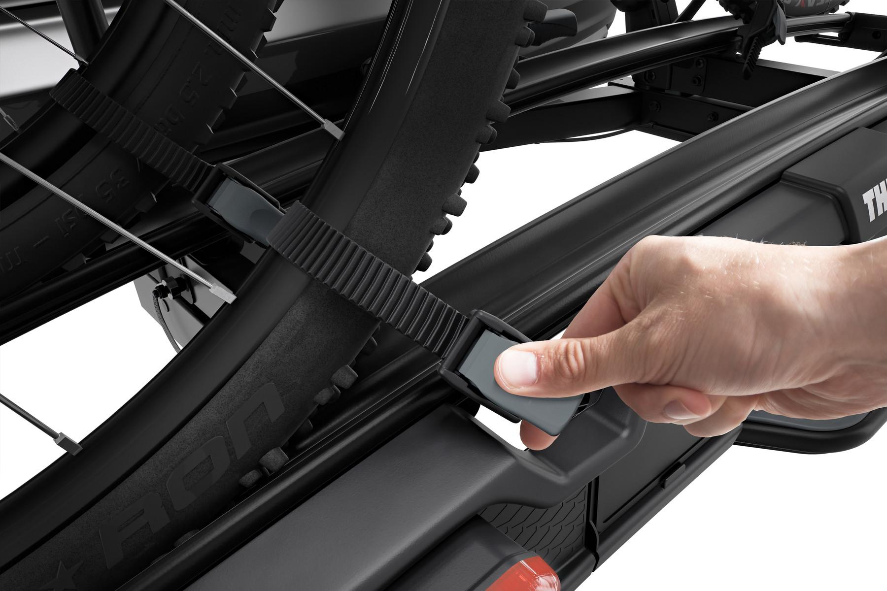 Thule VeloSpace XT 2 Towbar Bike Rack Carrier