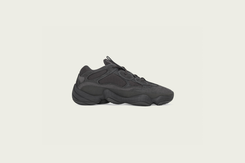 adidas - Yeezy 500 - Utlity Black - Up There