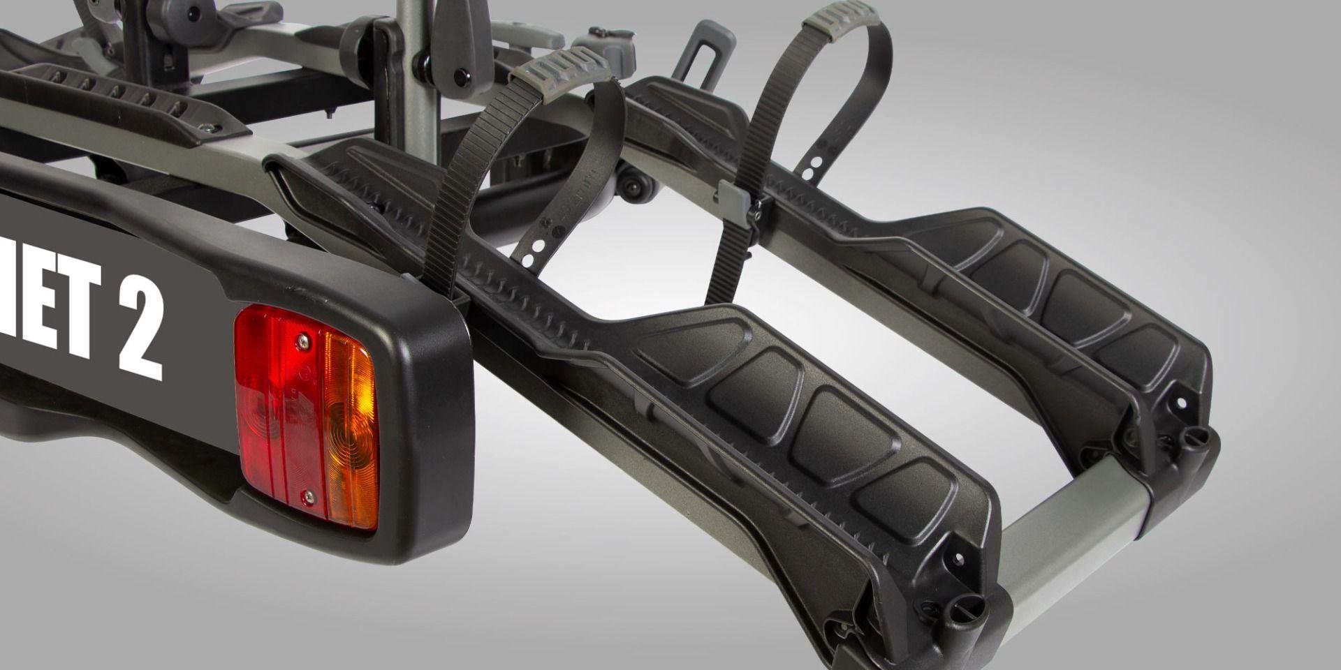 Buzzrack e-Hornet 2 Platform Tow Ball Bike Rack