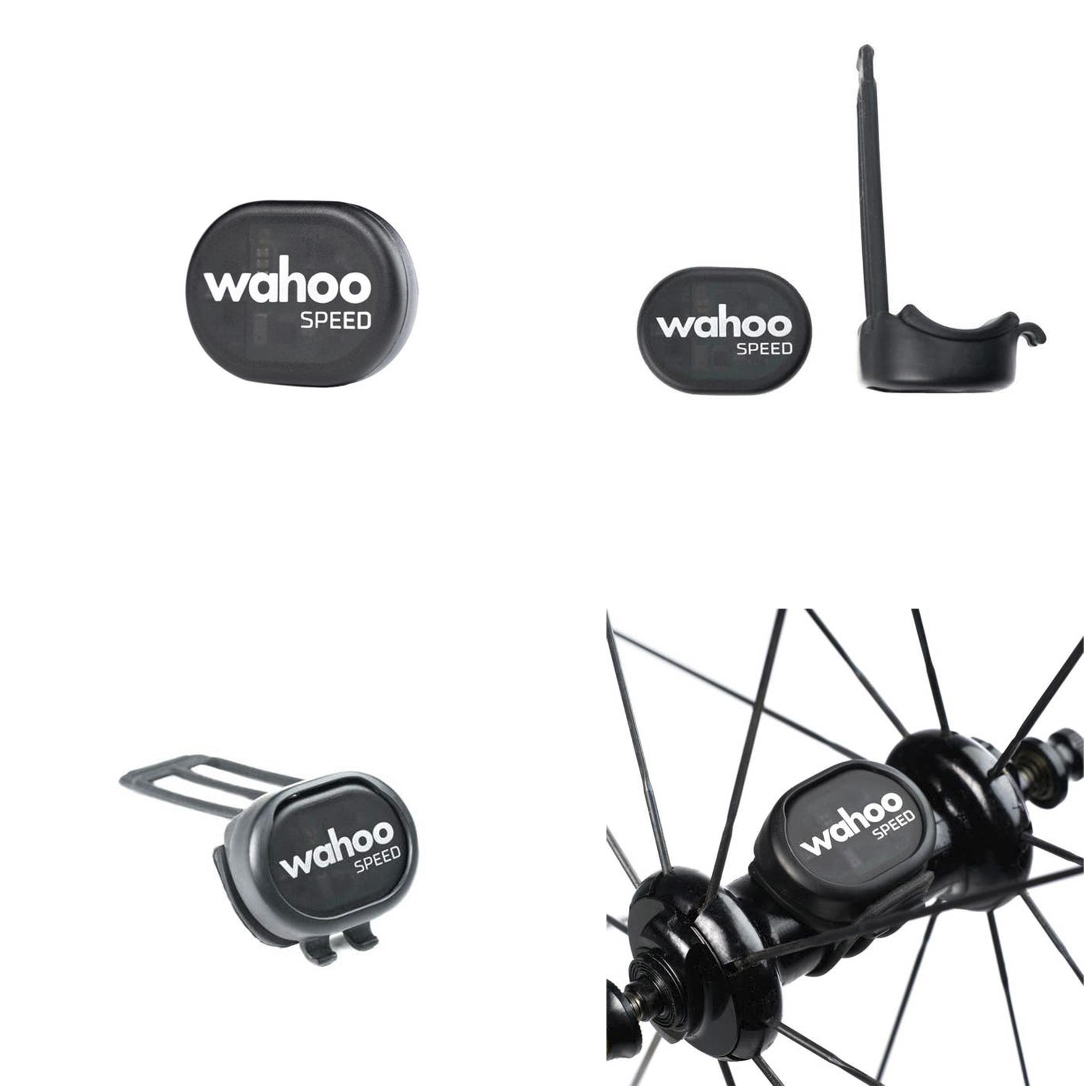 Wahoo ELEMNT ROAM GPS Bike Computer + Sensor Bundle