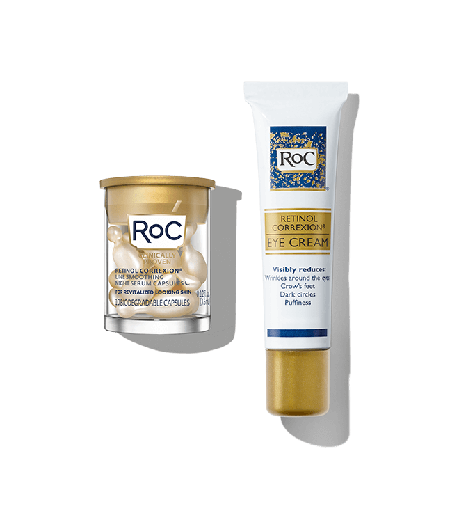RETINOL CORREXION® Capsules & Eye Cream Duo