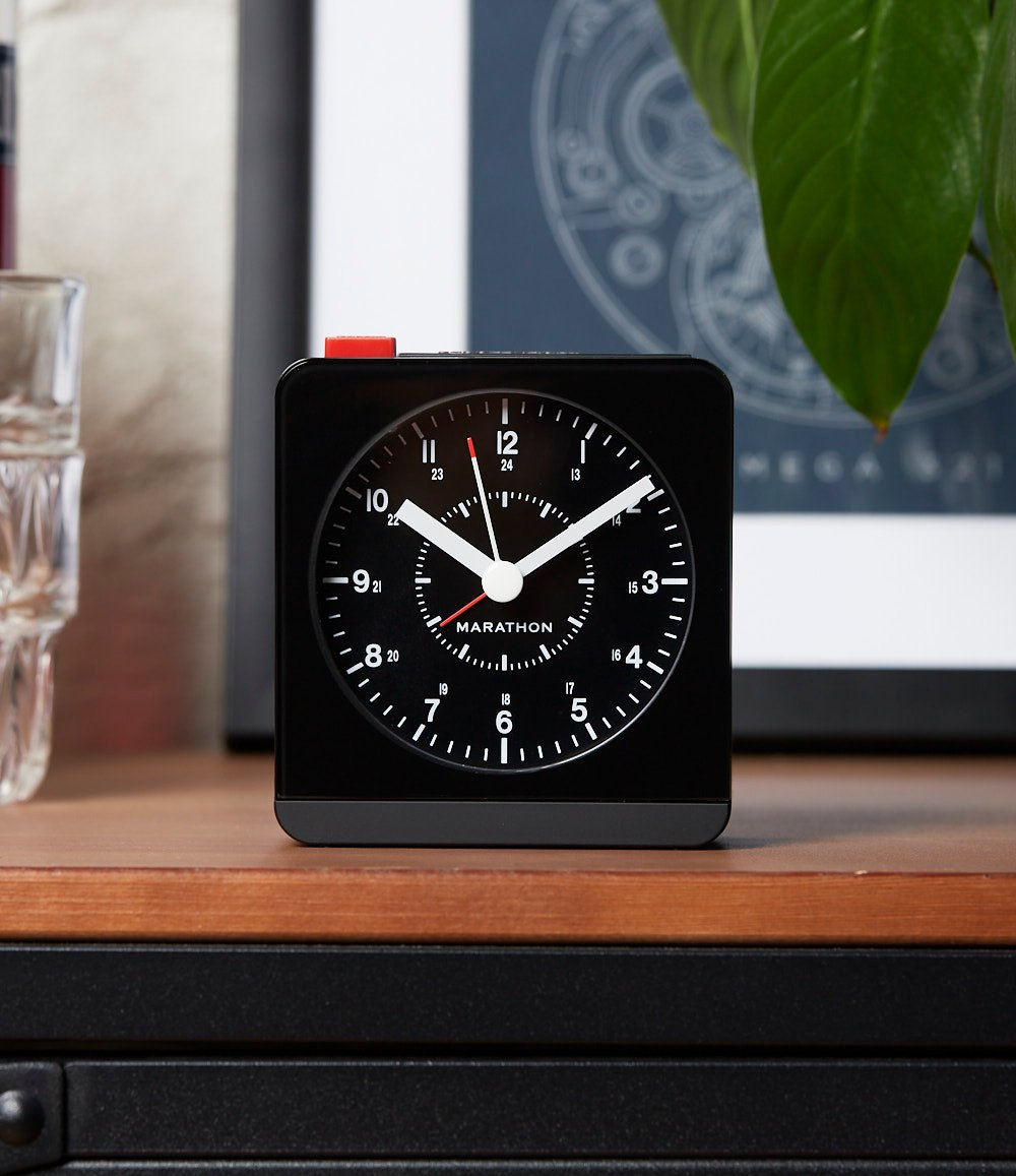 Desk Alarm Clock