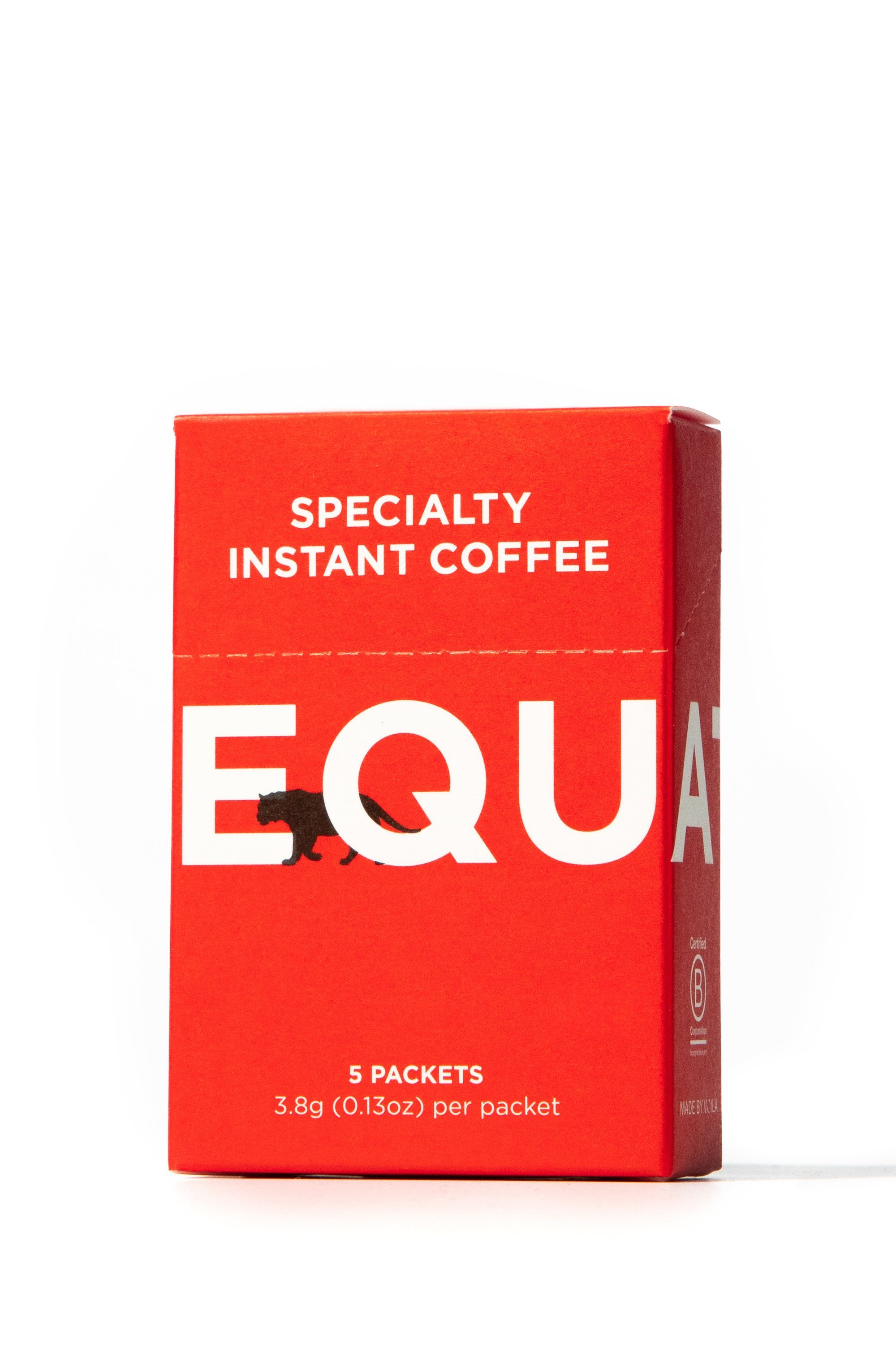 Equator Instant Coffee, 5-Pack
