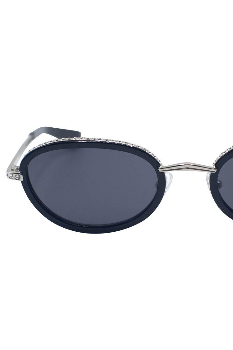AREA x Linda Farrow Sunglasses