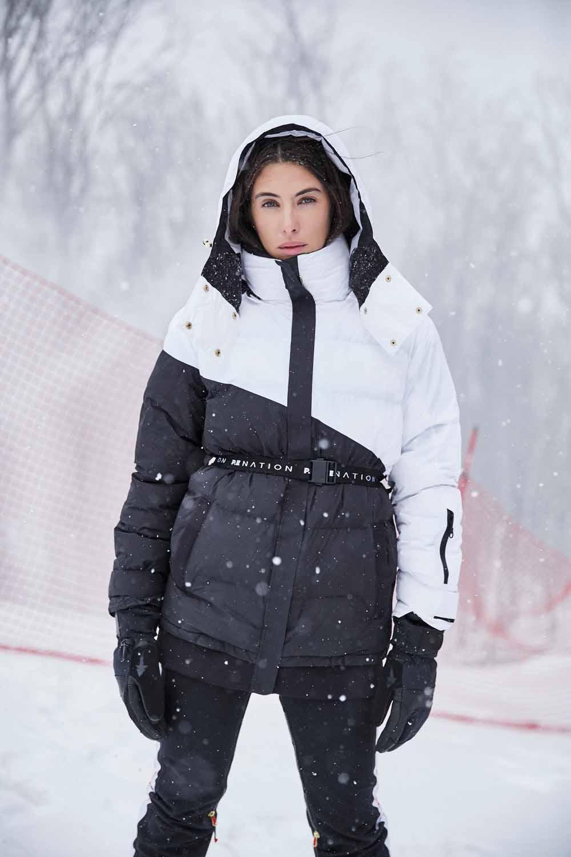 Women's Slalom Ski Jacket