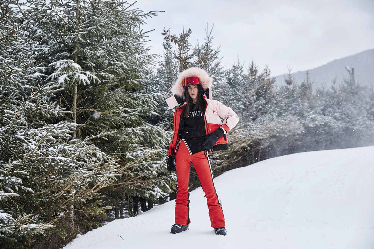 Women's Amplitude Stretch Ski Pant