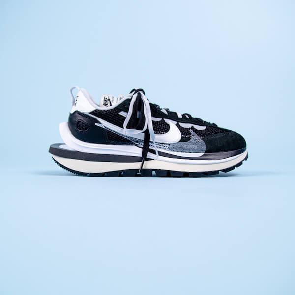 Nike Vaporwaffle Sacai Black White - CV1363-001