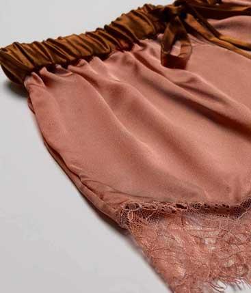 Lumi Silk Short
