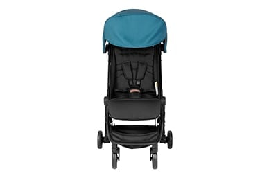 one of the roomiest seats in a travel buggy, in the market