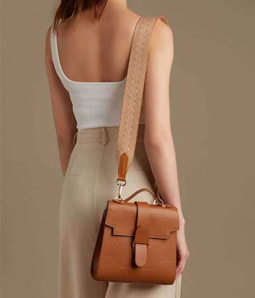 Statement Shoulder Strap