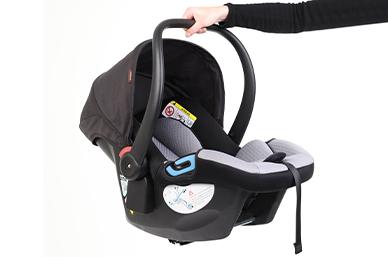 ultra lightweight car seat