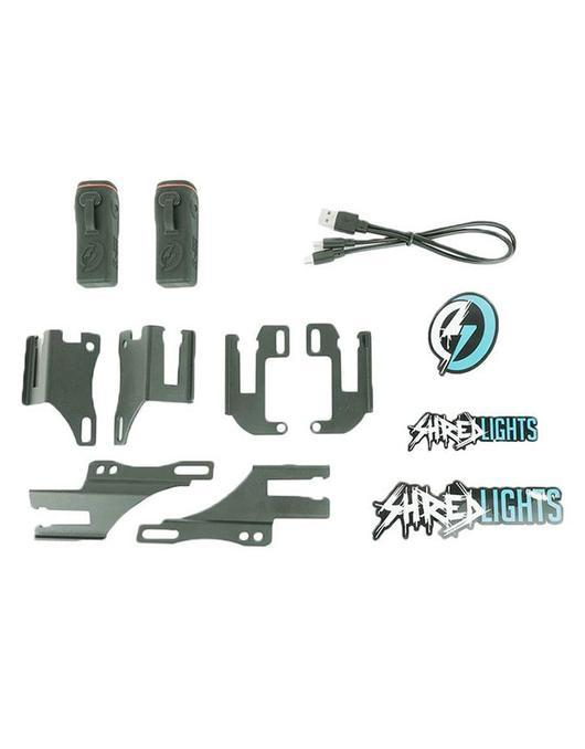 Shred Lights SL-200 - Rear Twin Set
