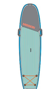 TRIDENT Zen :: Inflatable SUP