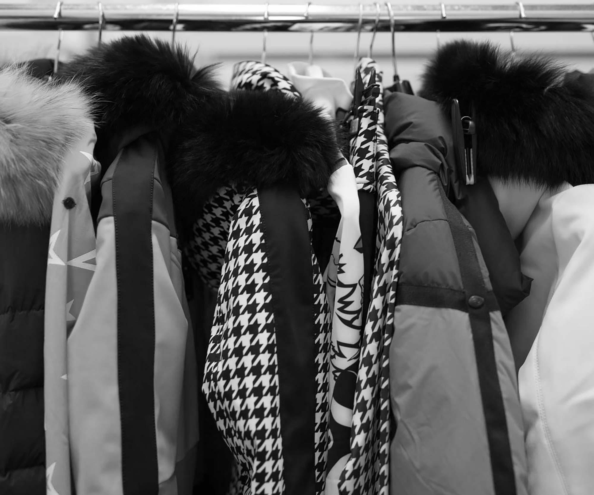 Women's Attu High Neck Knit