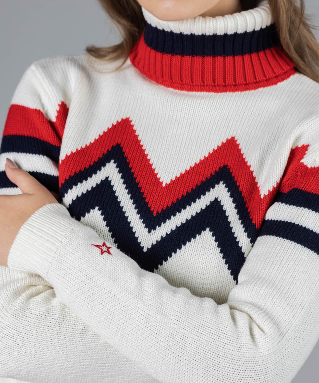 Womens Alpine Sweater
