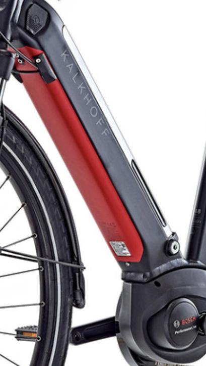 Kalkhoff Endeavour 5.B Season Wave Frame e-Bike - 2021