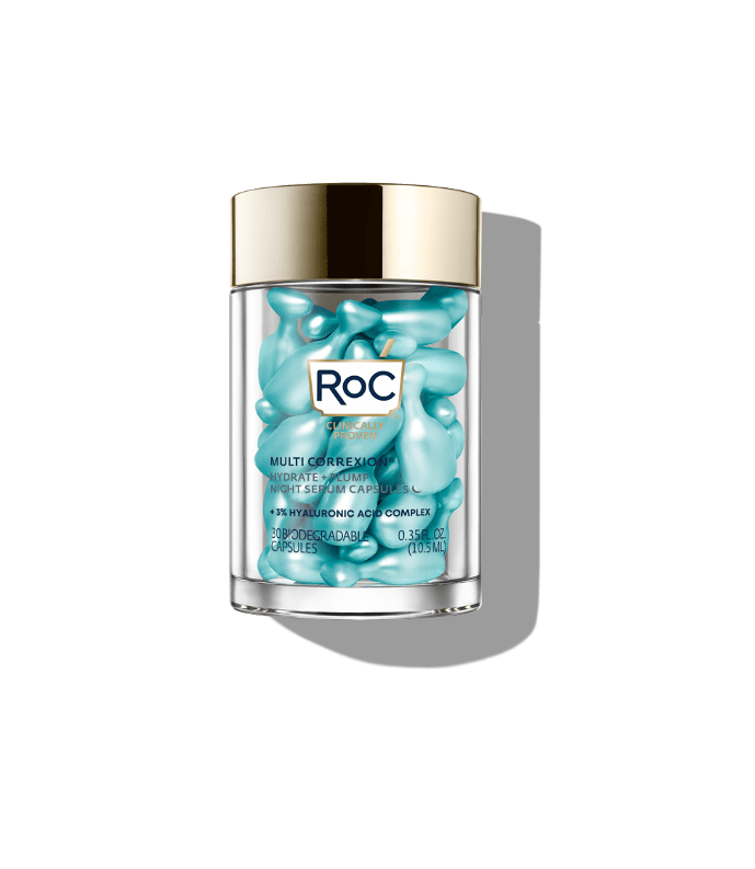MULTI CORREXION® Hydrate & Plump Night Serum Capsules