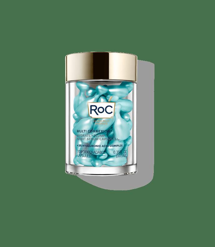 MULTI CORREXION® Hydrate & Plump Night Serum Capsules