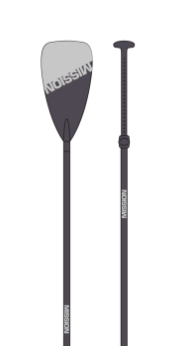 PADDLE :: 3 Piece Collapsible Paddle - Aluminum