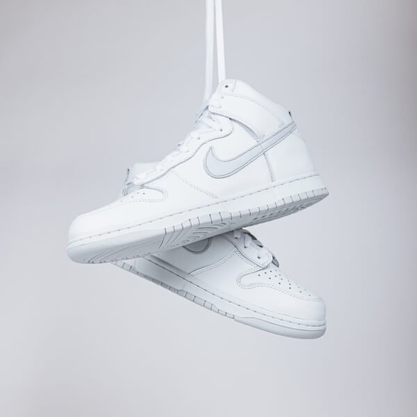 Nike Dunk High Pure Platinum - CZ8149-101