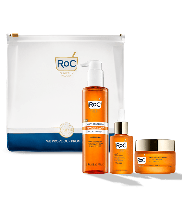 Brightening Vitamin C Skincare Trio