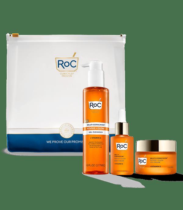 Brightening Vitamin C Skincare Trio
