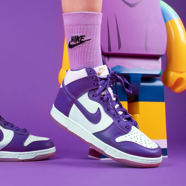 Nike Dunk High SP Varsity Purple - DC5382-100