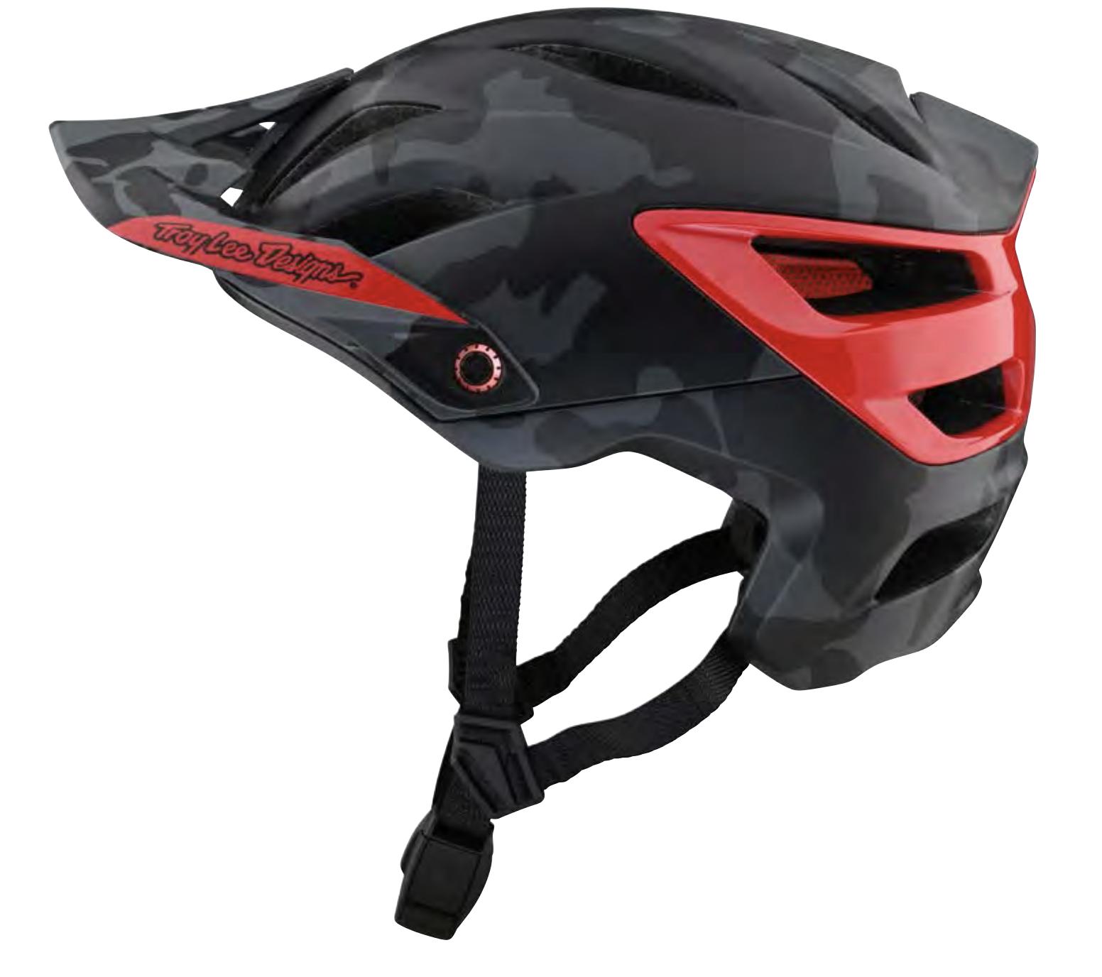 Troy Lee Designs A3 AS MIPS Helmet