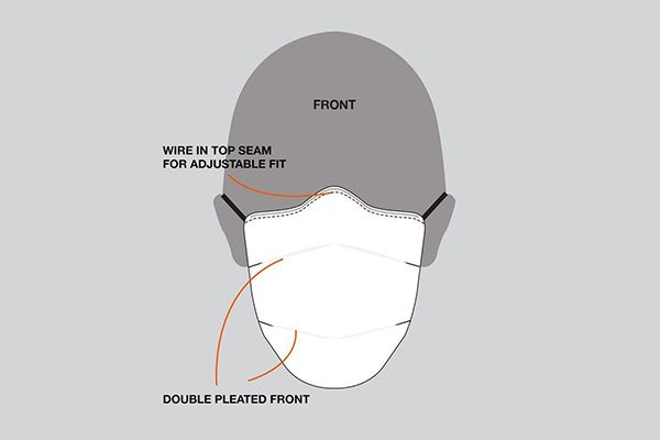 RaidLight Mask Mountain-One Col