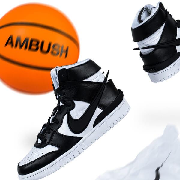Nike Dunk High Ambush Black CU7544-001