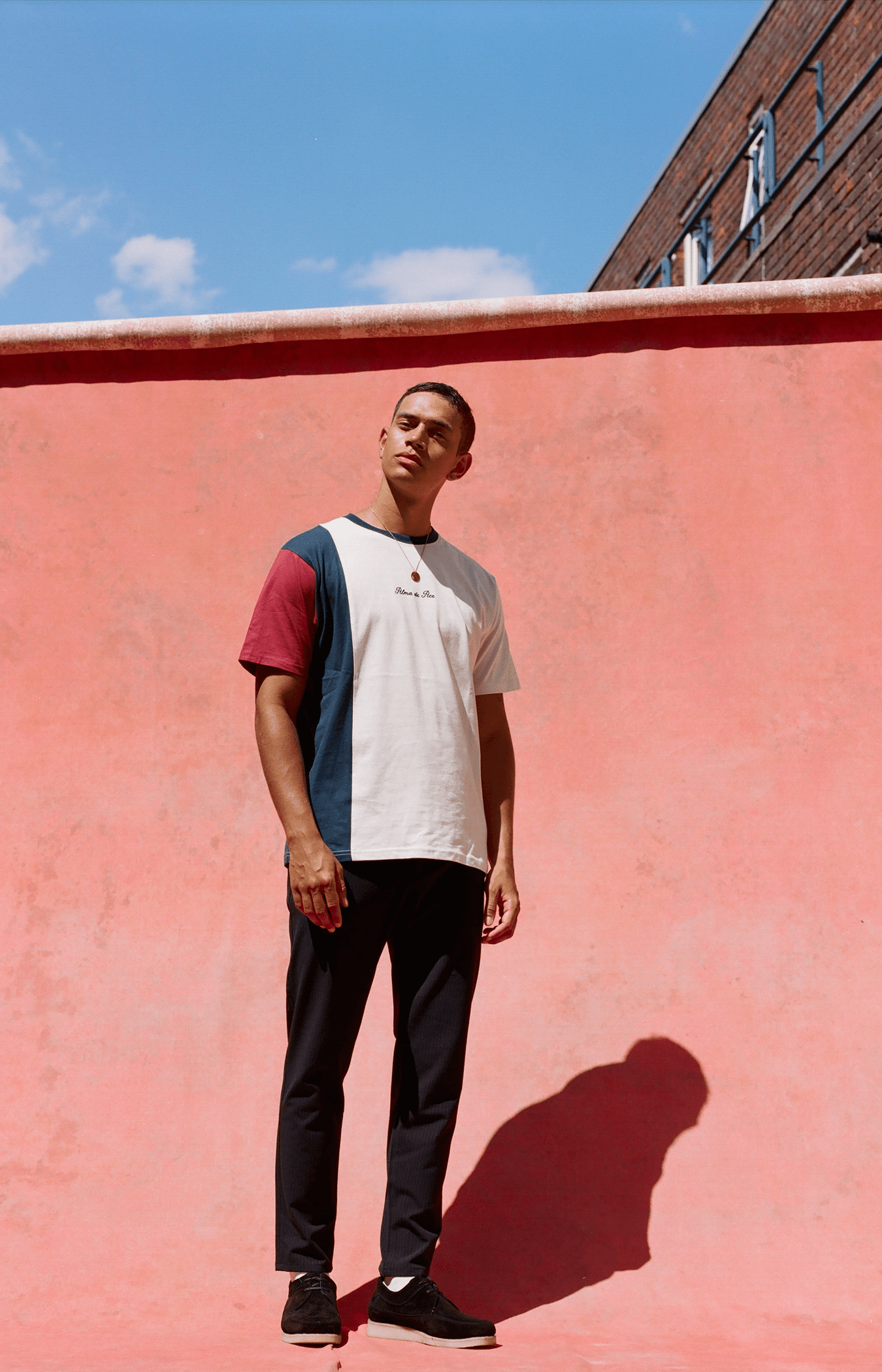Cream Nola T-Shirt