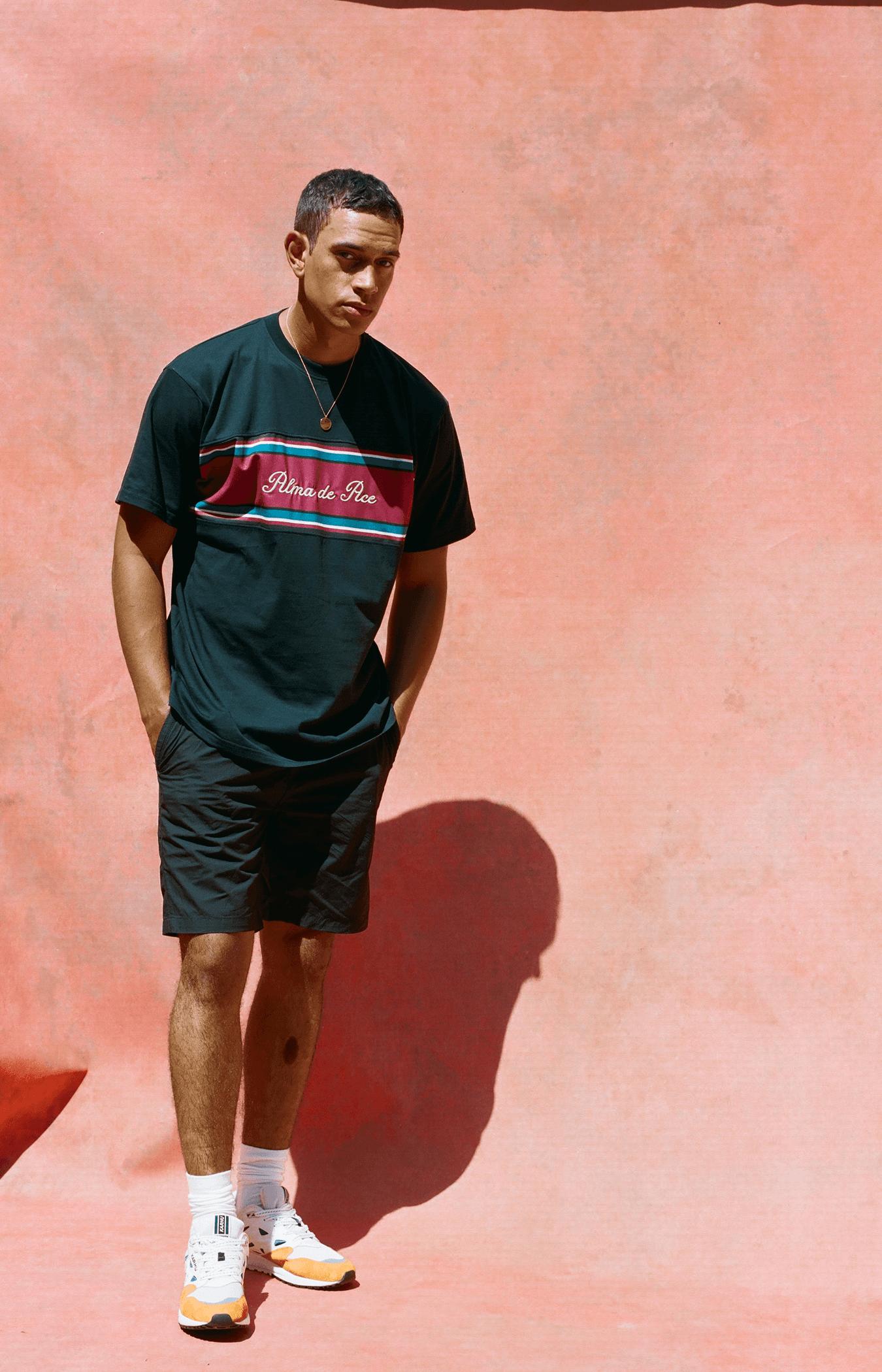 Black Marino T-Shirt