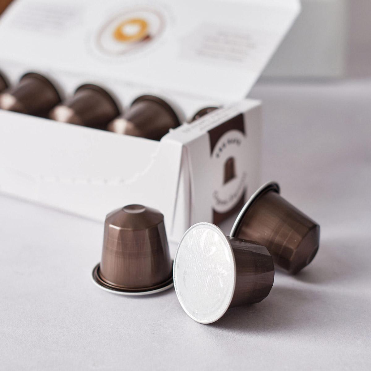 Our Nespresso® Compatible Pods