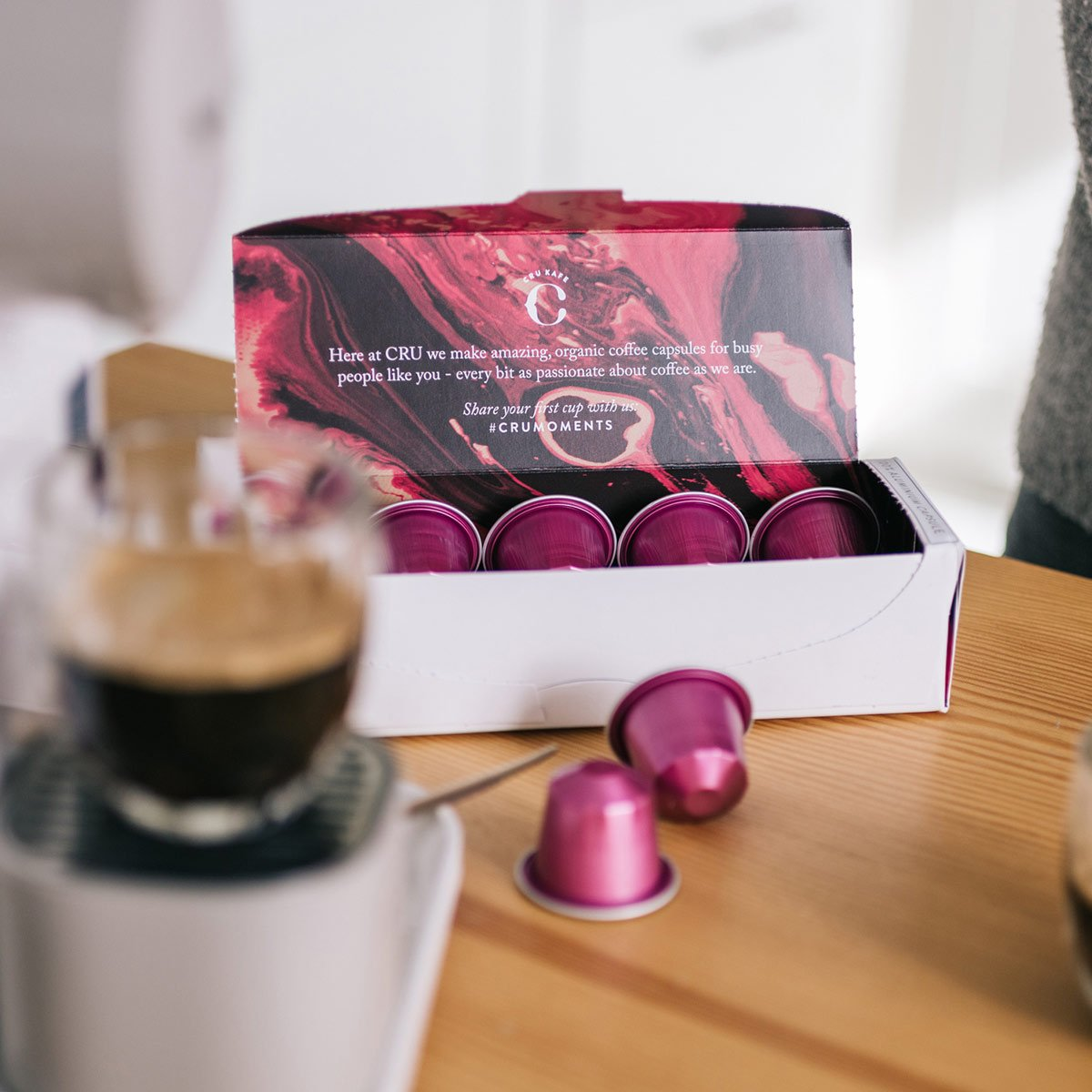 Our Nespresso® Compatible Pods