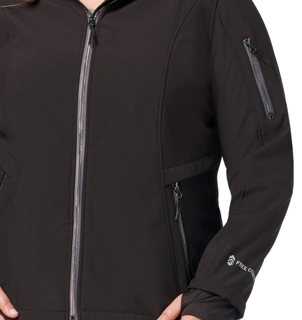 Women's Plus Size Aeris Super Softshell® Jacket