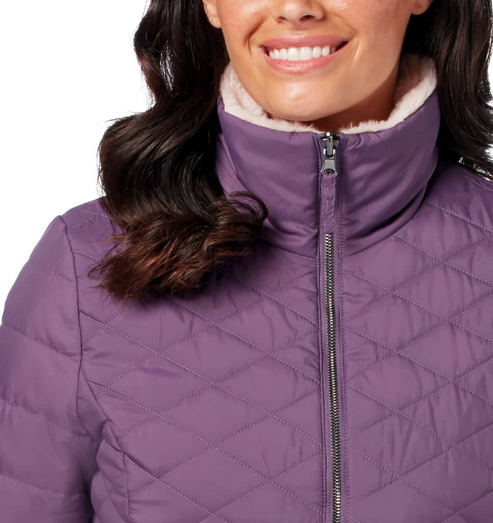 Women's Plus Size FreeCycle™ Cloud Lite® Reversible Jacket