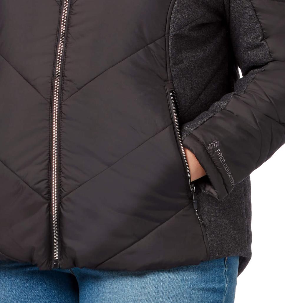 Women's Plus Size Stratus Cloud Lite Jacket