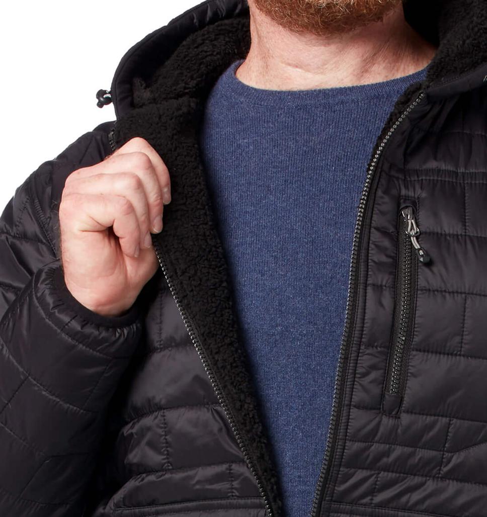 Men's FreeCycle™ Brick Puffer+ Jacket