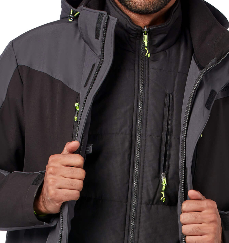 Men's FreeCycle™ Montage 3-in-1 Systems Jacket